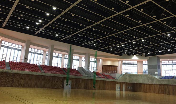 勝山体育館